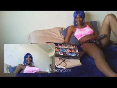 QueenOfTheGODz Webcam